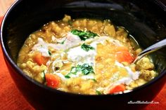 All Is Well That Eats Well: Delicious and Hearty Persian Barley Soup (Ash-e-jow)
