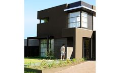 Inform Home Designs: Cube House. Visit www.localbuilders.com.au/builders_victoria.htm to find your ideal home design in Victoria