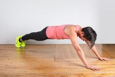 Bodyweight Exercise: Prone Walkout #exercise #fitness http://greatist.com/fitness/50-bodyweight-exercises-you-can-do-anywhere