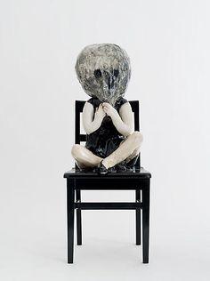 ©Klara Kristalova, 'She's got a good head', 2010. Image via LehmannMaupin.com