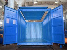 Buy 40ft open top container online