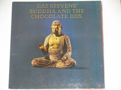 """Cat Stevens - Buddha and the Chocolate Box - """"Oh Very Young"""" - A&M Records 1974 - Vintage Gatefold Vinyl LP Record Album by notesfromtheattic on Etsy"""