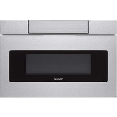 Amazon.com: Sharp SMD2470AS Microwave Drawer Oven, 24-Inch 1.2 Cu. Feet, Stainless Steel: Appliances