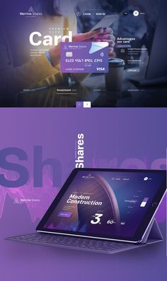 banking website Investment Club on Behance Website Layout, Web Layout, Layout Design, Investment Club, Banks Website, Web Mobile, Identity, Promotional Design, Construction