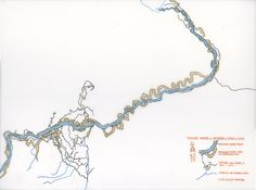 34 - Truckee Waters in Nevada - a study in time Map MEDIUM | by Watershed Sculpture