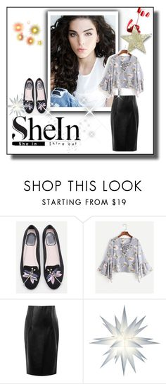 """Shein contest"" by danijela-daca ❤ liked on Polyvore featuring WithChic"