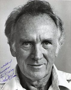 John McLiam was a Canadian film, television, and stage actor known for his remarkable facility with speaking in various accents. Hollywood Stars, Classic Hollywood, The Iceman Cometh, In Memorian, Film Man, Real Hero, Fair Lady, Video Film, Celebs