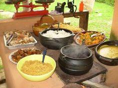 Resultado de imagen de comida AFRICA