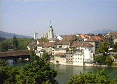 Olten, Switzerland How Beautiful, Beautiful Places, World Cities, Before I Die, Lausanne, Covered Bridges, Barns, Places Ive Been, Mansions