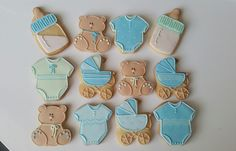 Homemade by MI: Ristiäispikkuleipiä pojalle
