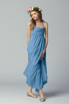 Seahorse 'Florrie' Flower Girl/ Junior Bridesmaid Dress | Weddington Way