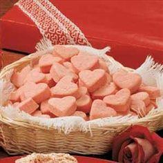 Sugarless Heart Cookies | Organic Recipe Book