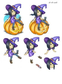 knipvel halloween