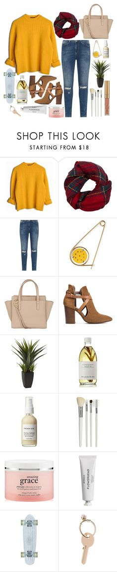 """""""Sunny in Winter"""" by prettyorchid22 ❤ liked on Polyvore featuring Fevrie, JunaRose, Loewe, Salvatore Ferragamo, H London, Susanne Kaufmann, Maroc, Cath Kidston, philosophy and Byredo"""