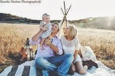 family pictures, bohemian style