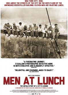 Men at Lunch Movie Poster