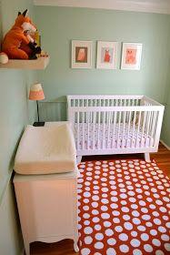 L Obsession Du Jour Henry S Orange Mint Nursery Green