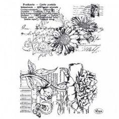 sello flor texto 1
