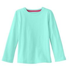 Jumping Beans® Solid Basic Tee - Toddler Girl