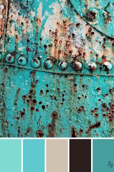 ZJ Colour Palette 586 #colourpalette #colourinspiration