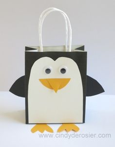 Penguin Gift Bag