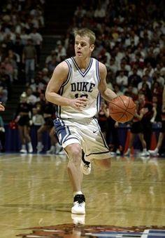 Steve Wojciechowski - Duke Basketball. One of my all time favorites!