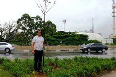 Águas de Pontal: Brasileiro já plantou mais de 2 milhões de árvores...