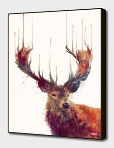 Red Deer main illustration