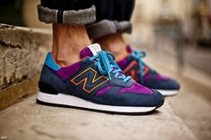 Hunter2k | Indie Style Magazine New BAlance Sneakers