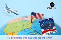 10 #Companies Who Can Ship You off to #USA    https://www.blog.morevisas.com/10-companies-who-can-ship-you-off-to-usa/