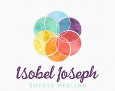 logo design geometric watercolor - Google Search