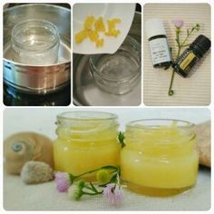 Easy DIY: Entspannungsbalsam - HANDMADE Kultur Do you often feel that the stress overcomes you and y Herbal Medicine, The Conjuring, Diy Party, Party Ideas, Stress, Doterra, The Balm, Herbalism, Easy Diy