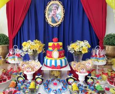 Wedding Beauty, Beauty And The Beast, 2nd Birthday, Birthday Candles, Snow White, Baby Shower, Party, Desserts, Ideas