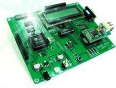 2R Hardware & Electronics: EVB8051 Development KIT