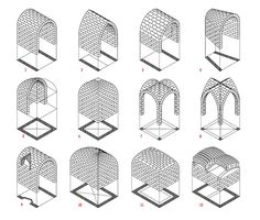Architecture Basics : Vaults | The mind of architecture