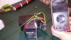 Homemade radiant energy battery charger PART 2