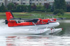 De Havilland Canada Twin Otter (C-GXXB)