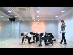 보이프렌드(BOYFRIEND) -  'Boyfriend' 안무영상 (choreography ver.)