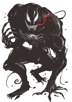 Venom by ~daiapollon on deviantART