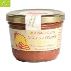 Mermelada con nueces y piñones - Marmelo con noces e piñóns