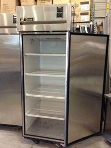 USED Solid Door Reach-In Refrigerator