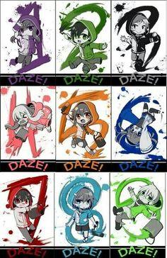 Kagerou Project - Mekakucity Actors (メカクシティーアクターズ)