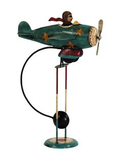 Flying Ace Sky Hook Figure from Seriously Standout Gifts for Dad on Gilt