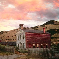 Have you ever been to Bannack State Park?  Next time you go, look out for our AmeriCorps members, who help support and sustain this historic treasure