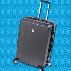 COLECCIÓN RAVELLO Tres colores integran esta lìnea de valijas expandibles. www.primicia.com.ar