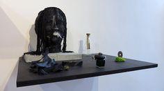 "Exhibition: ""Chapitre 2: Midi"" by Sandrine Llouquet #art_installation #contemporary_art #lespace_hanoi #vietnam_art #ritual #sculpture"