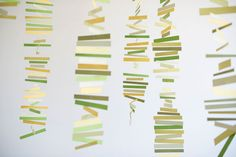 Paper Garland DIY | Oh Happy Day!http://ohhappyday.com/2013/06/paper-mobile-diy/