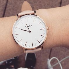 via @clusewatches on Instagram http://ift.tt/1MDYD0O