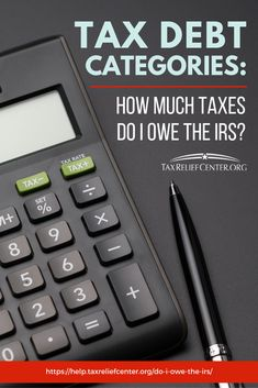 Do I owe the IRS? It's a question that crops up in every taxpayer's mind from time to time. The Tax Relief Center answers questions on back taxes. Types Of Taxes, Tax Help, Student Loan Payment, Loan Company, Capital Gain, Financial Information, Tax Refund