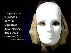 La confianza. Luis Luna León